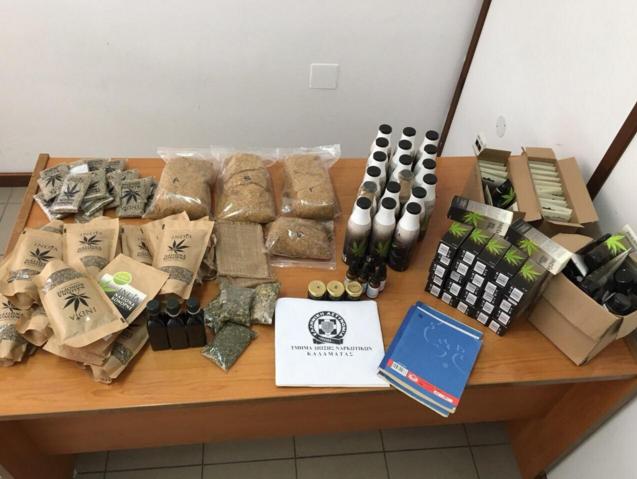 Σύλληψη 2 γυναικών σε Καλαμάτα και Μεσσήνη για ναρκωτικά