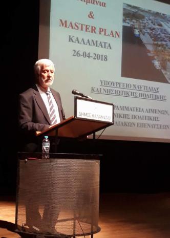 """Τατούλης: """"Η χώρα να διεκδικήσει μεγάλο μερίδιο του yachting τουρισμού της Μεσογείου"""""""
