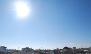 Kαλοκαιρία τη Μ. Πέμπτη – Στους 23°C η θερμοκρασία