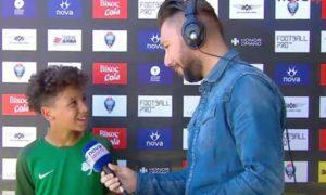 Δήλωση για βραβείο: Νεαρός παίκτης του Παναθηναϊκού δηλώνει Ολυμπιακός! (vid)