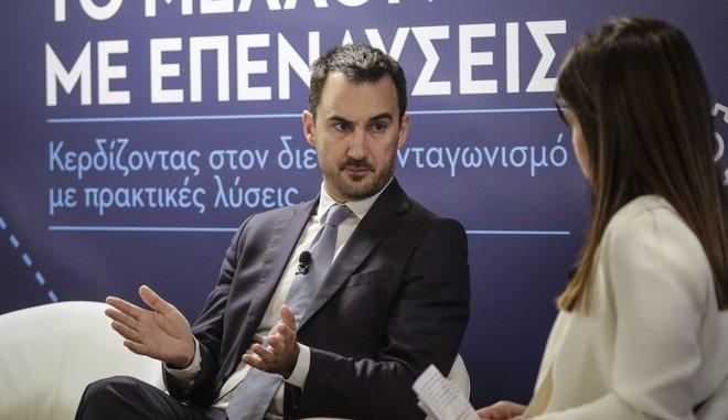 Αλέξης Χαρίτσης: Εντός Μαΐου δύο νέα καθεστώτα του αναπτυξιακού νόμου για τις επιχειρήσεις