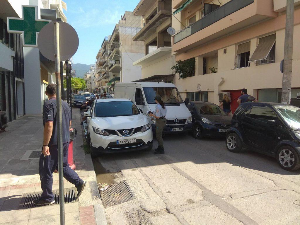 """""""Κομφούζιο"""" στους δρόμους της Καλαμάτας κάθε φορά που αλλάζει ο μήνας!"""