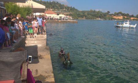 """Κορώνη: 100 κιλά σαβούρα """"ψάρεψαν"""" στον εθελοντικό καθαρισμό του Λιμανιού"""