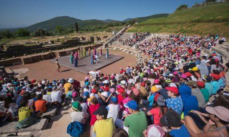 7ο Διεθνές Νεανικό Φεστιβάλ Αρχαίου Δράματος: Στην Μεσσήνη οι νέοι ανακαλύπτουν την αξία του πολιτισμού