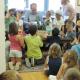 26ο Νηπιαγωγείο Καλαμάτας: Οι μικροί μαθητές με τα αιτήματά τους στον δήμαρχο!