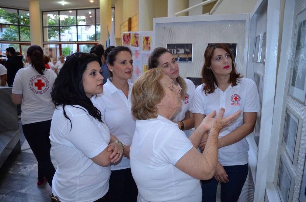 Η Καλαμάτα γιόρτασε την Παγκόσμια Ημέρα Ερυθρού Σταυρού