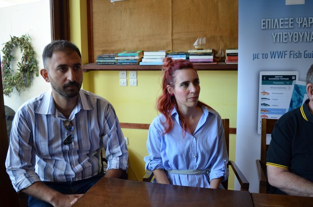 WWF και Μαμαλάκης μας μαθαίνουν να κάνουμε απλή την υπεύθυνη κατανάλωση ψαρικών