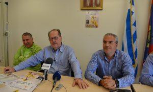 Εγκαινιάζεται η 7η Ανθοκομική Έκθεση του Δήμου Καλαμάτας