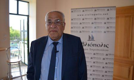 Καθήλωσε το κοινό ο Δ.Σιμόπουλος με την συναρπαστική ιστορία της ζωής των αστεριών