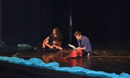 Σύμπραξη τεσσάρων σχολείων για την θεατρική παράσταση «Εγώ κι εσύ μαζί»