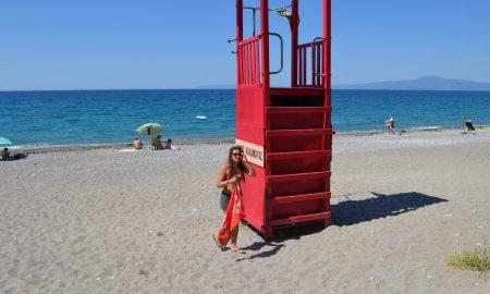 10 Ναυαγοσώστες από την Παρασκευή στις παραλίες της Καλαμάτας