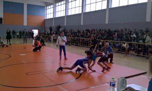 Αριστόδημος Μεσσήνης: Γνωριμία των μαθητών με το άθλημα της πάλης στις 27 Σεπτεμβρίου