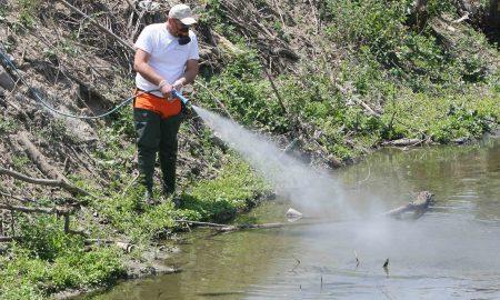 Η Περιφέρεια Πελοποννήσου υλοποιεί δράσεις για την καταπολέμηση των κουνουπιών