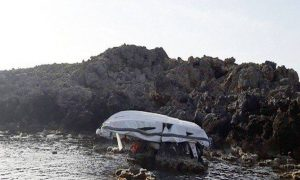 Σφακιά: Τρεις νέοι νεκροί και ένας σοβαρά τραυματίας από πρόσκρουση ταχύπλοου σε βράχια!