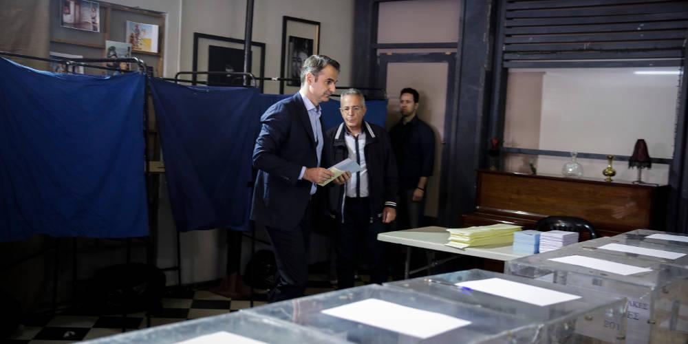 Διπλό μήνυμα ενότητας και νίκης από τη βάση της ΝΔ στις εσωκομματικές εκλογές