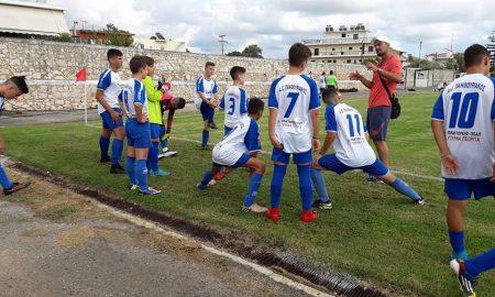 ΠΣ Η Καλαμάτα: Φυτώριο νέων παικτών ο Πανθουριακός
