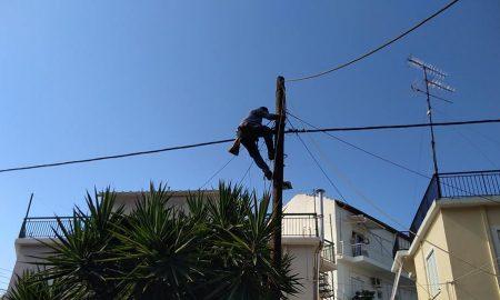 Διακοπή ηλεκτροδότησης σε Καλαμάτα και Πύλο