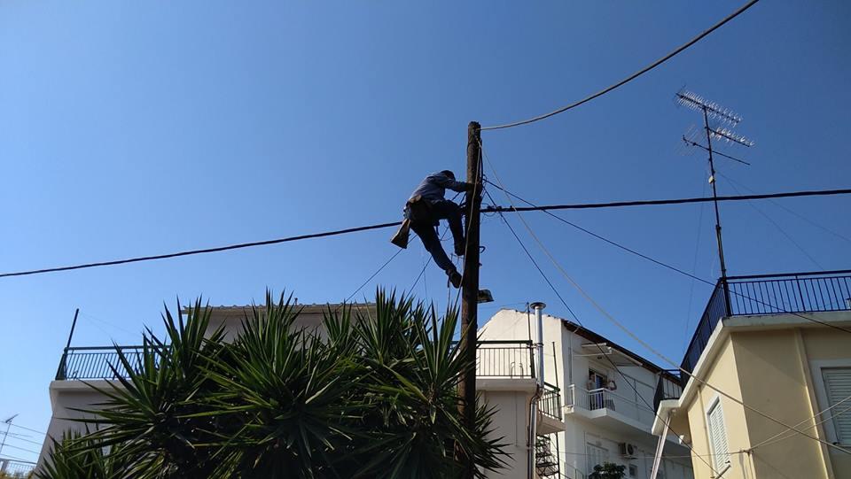 Γενική διακοπή ρεύματος στον Δήμο Πύλου – Νέστορος