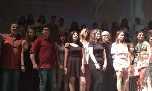 """4ο ΓΕΛ Καλαμάτας: Πρώτο βραβείο στο φεστιβάλ """"Πάμε σινεμά"""";"""