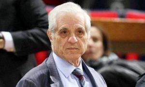 «Έφυγε» ο Παύλος Γιαννακόπουλος- Θρήνος στην οικογένειά του και στον Παναθηναϊκό