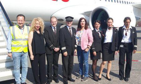 Ξεκίνησε η απευθείας πτήση Γενεύη – Καλαμάτα