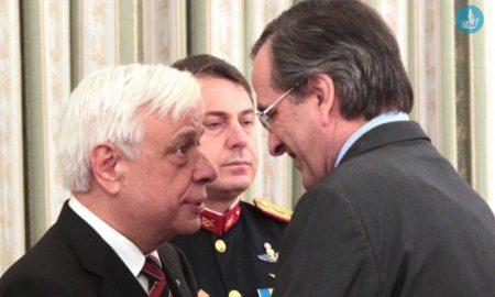 Μαξίμου για Σαμαρά: Διέπραξε μείζον θεσμικό ατόπημα εμπλέκοντας τον Πρόεδρο της Δημοκρατίας