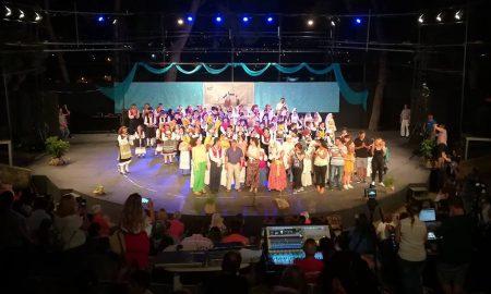 Μορφωτικός Σύλλογος Μεσσηνίας: Όλη η παράσταση του Κάστρου
