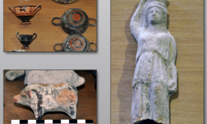 H φωτιά αποκάλυψε έναν κρυμμένο αρχαιολογικό θησαυρό-Συνελήφθη 57χρονος