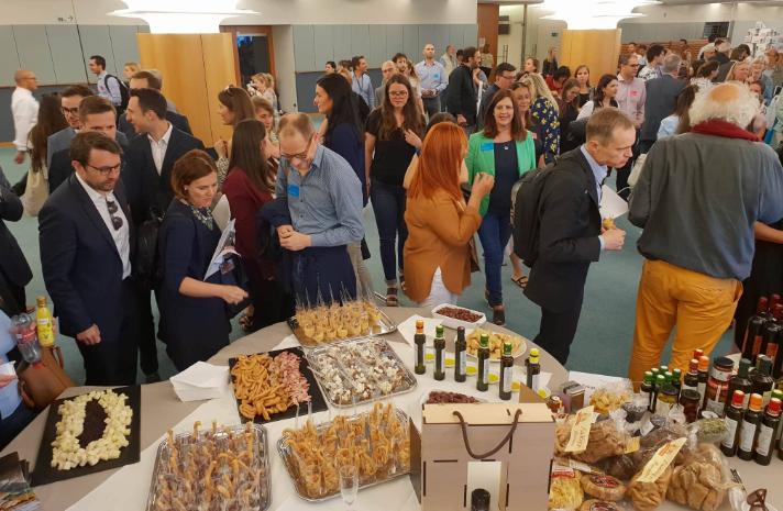 Στις Βρυξέλλες ταξίδεψαν τα Πελοποννησιακά ΠΟΠ προϊόντα