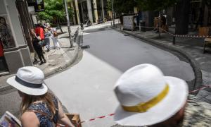 Ο πρώτος «λευκός» δρόμος στην Ελλάδα είναι γεγονός-Tι είναι το CoolSeal