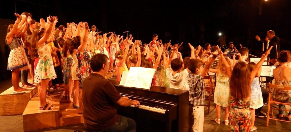 Δημοτικό Ωδείο Καλαμάτας: Καλοκαιρινή συναυλία στο Κάστρο Καλαμάτας και απονομές στους αριστούχους