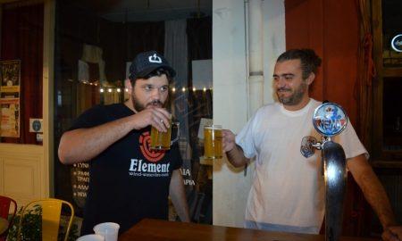 ΝΕΜΑ: Κέρδισε τις εντυπώσεις η μανιάτικη μπύρα στην Καλαμάτα!