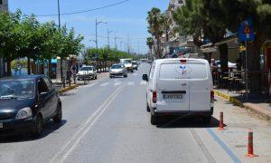 """Τα """"εμπόδια"""" της γραμμής Καλαμάτα-Φιλοξένια μέσα από το λεωφορείο του Αστικού"""