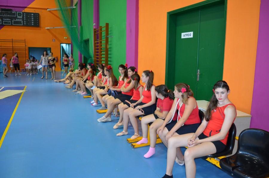 Εντυπωσίασαν οι αθλήτριες του ΑΠΟΚ ΙΚΑΡΟΣ στη θερινή γιορτή τους!