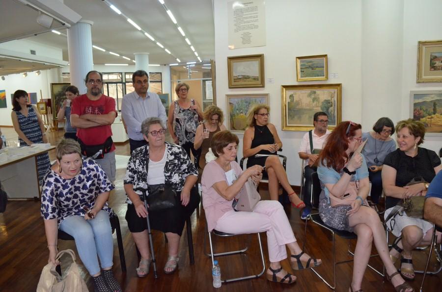 Συγκίνηση κι αναμνήσεις στην παρουσίαση του βιβλίου της Ρούλας Γεωργακοπούλου