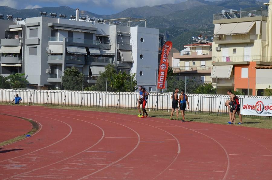 Παπαφλέσσεια 2018: 10.38 στα 100μ. ο Πάνος Τριβυζάς!