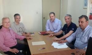 """""""Ανοιχτός Δήμος- Ενεργοί Πολίτες"""": Συνάντηση με τους διευθυντές εκπαίδευσης Μεσσηνίας"""