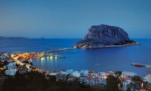 Μονεμβασιά: Ο πιο όμορφος βράχος της Ελλάδας!