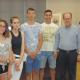 Με τη σημαία του Δήμου Καλαμάτας θα πάνε στο Βελιγράδι οι μαθητές των Εκπ.Μπουγά