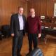 Συνάντηση Νίκα- Πιτσιόρλα στην Τρίπολη για την αναβάθμιση με ΣΔΙΤ Αεροδρομίου-Λιμανιού Καλαμάτας