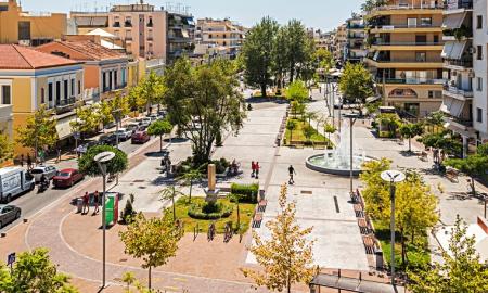 1.500.000 ευρώ από το ΕΣΠΑ για Ανοιχτό Κέντρο Εμπορίου στην Καλαμάτα