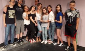Θεατρικό Εργαστήρι Μεσσήνης: Όταν γνώρισα την 100% Ιουλιέτα!