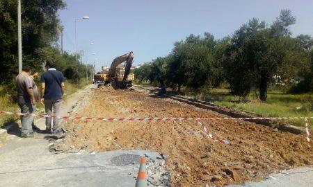Δήμος Μεσσήνης: Σημαντικά έργα βρίσκονται σε εξέλιξη