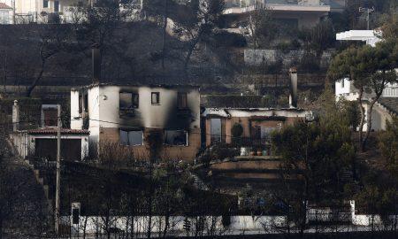 Χαρίτσης: 20 εκατομμύρια ευρώ έκτακτη οικονομική βοήθεια για τους πυρόπληκτους