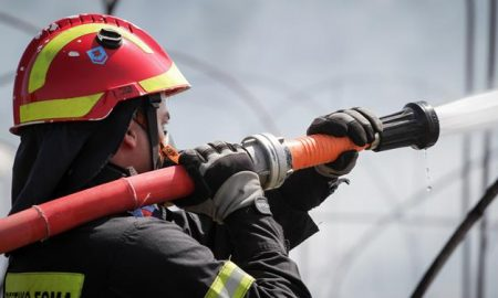 Πυρκαγιές σε Πύλο κι Ανάληψη
