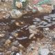 Μάκαρης: Υψηλό ρυπαντικό φορτίο στα στραγγίσματα στους Πέντε Δρόμους