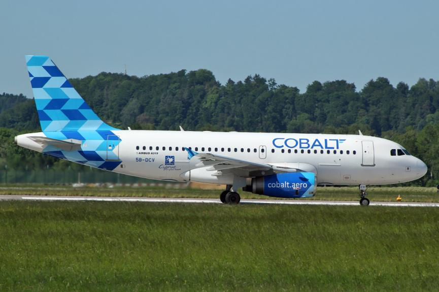 Αεροδρόμιο Καλαμάτας: Νέα σύνδεση με Κύπρο από την Cobalt Air