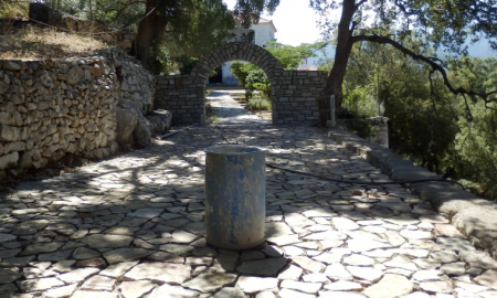 Συνεχίζονται οι εργασίες ανάπλασης στο Μοναστήρι της Δήμιοβας
