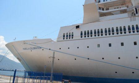 """1.214 τουρίστες έφερε το κρουαζιερόπλοιο """"Marella Celebration"""""""