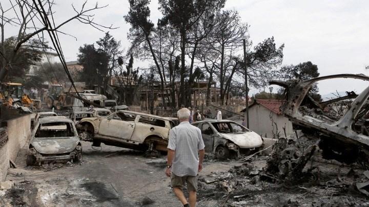 Κατατέθηκε η πρώτη μήνυση συγγενών θυμάτων της φονικής πυρκαγιάς
